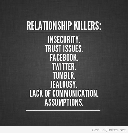 Don't let jealousy kill your relationship.