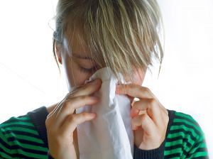 Reduce Your Risk of Catching A Cold