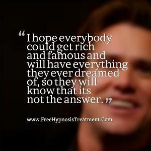 Jim Carrey on Happiness