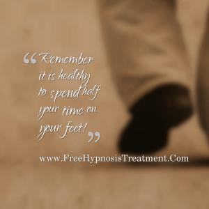 Make some massive improvements to your health.