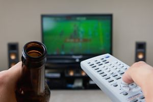 Why TV REALLY Makes You Gain Weight